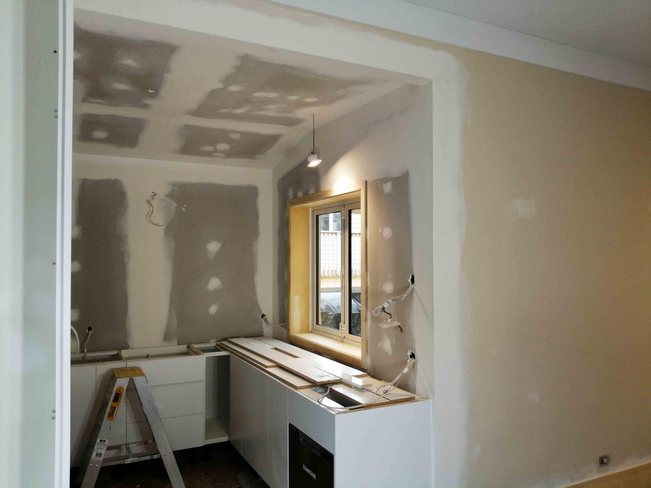 Kitchen plastering Auckland