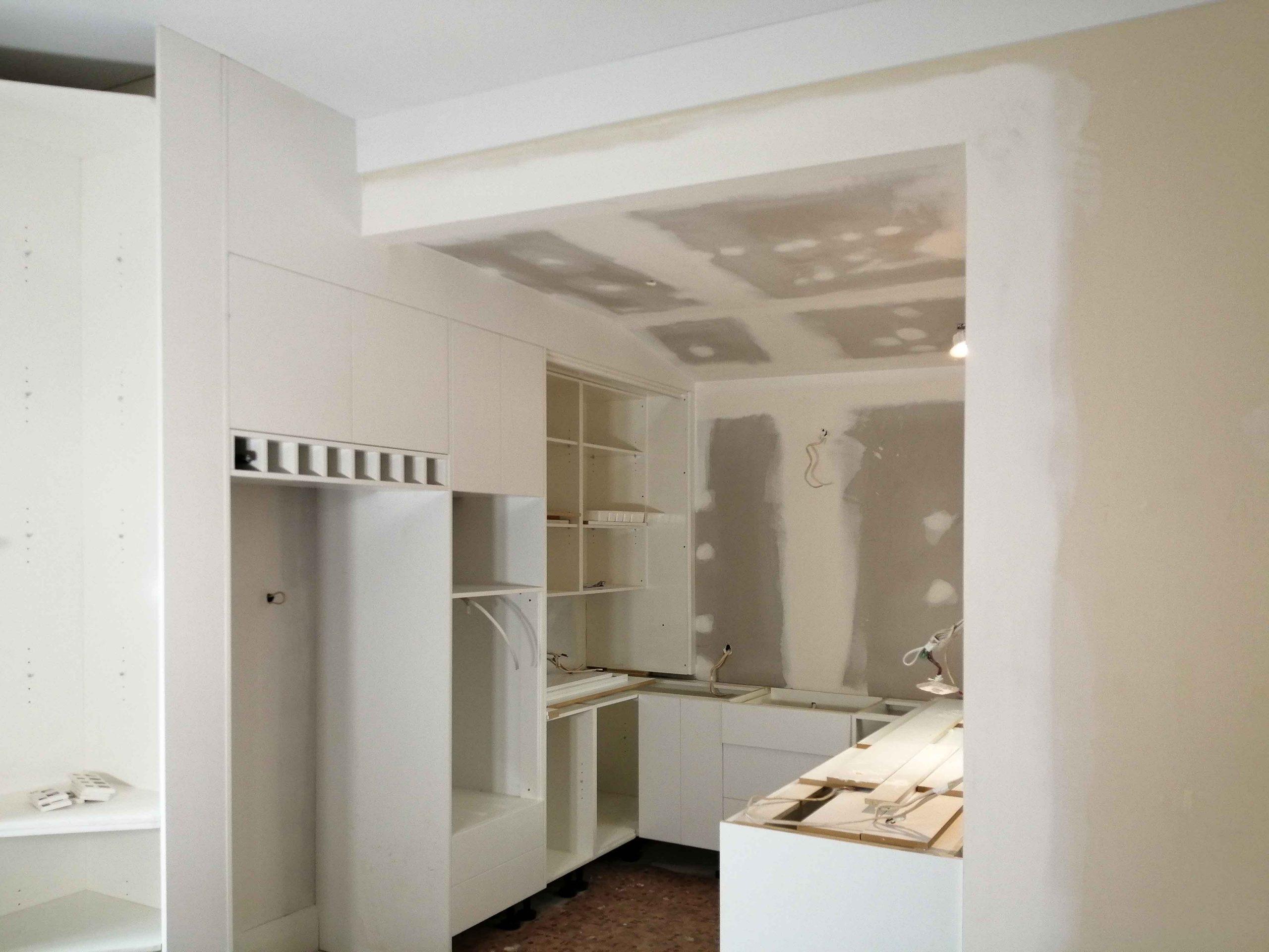 Kitchen plastering Mt Albert